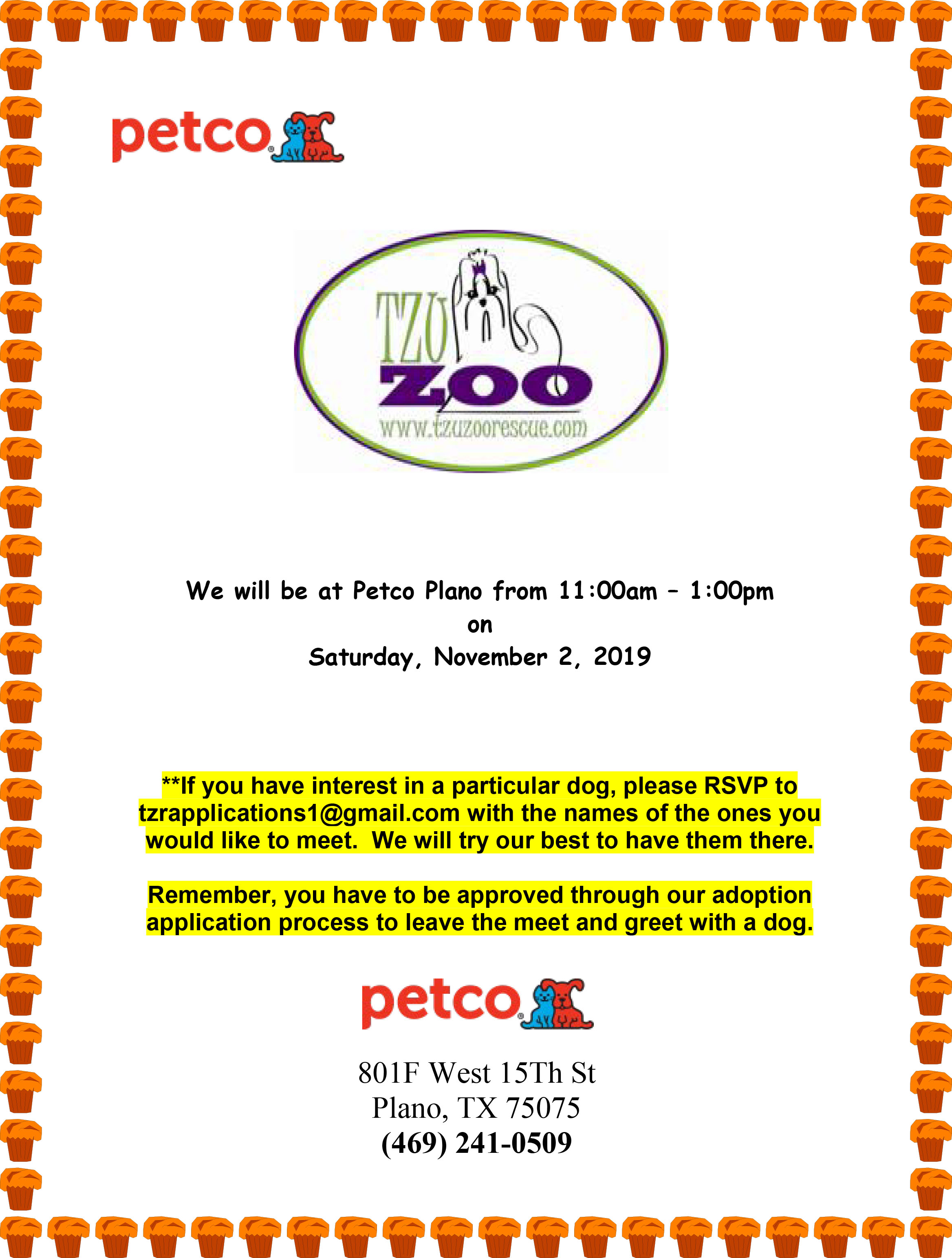 Meet & Greet, Petco, Plano, TX
